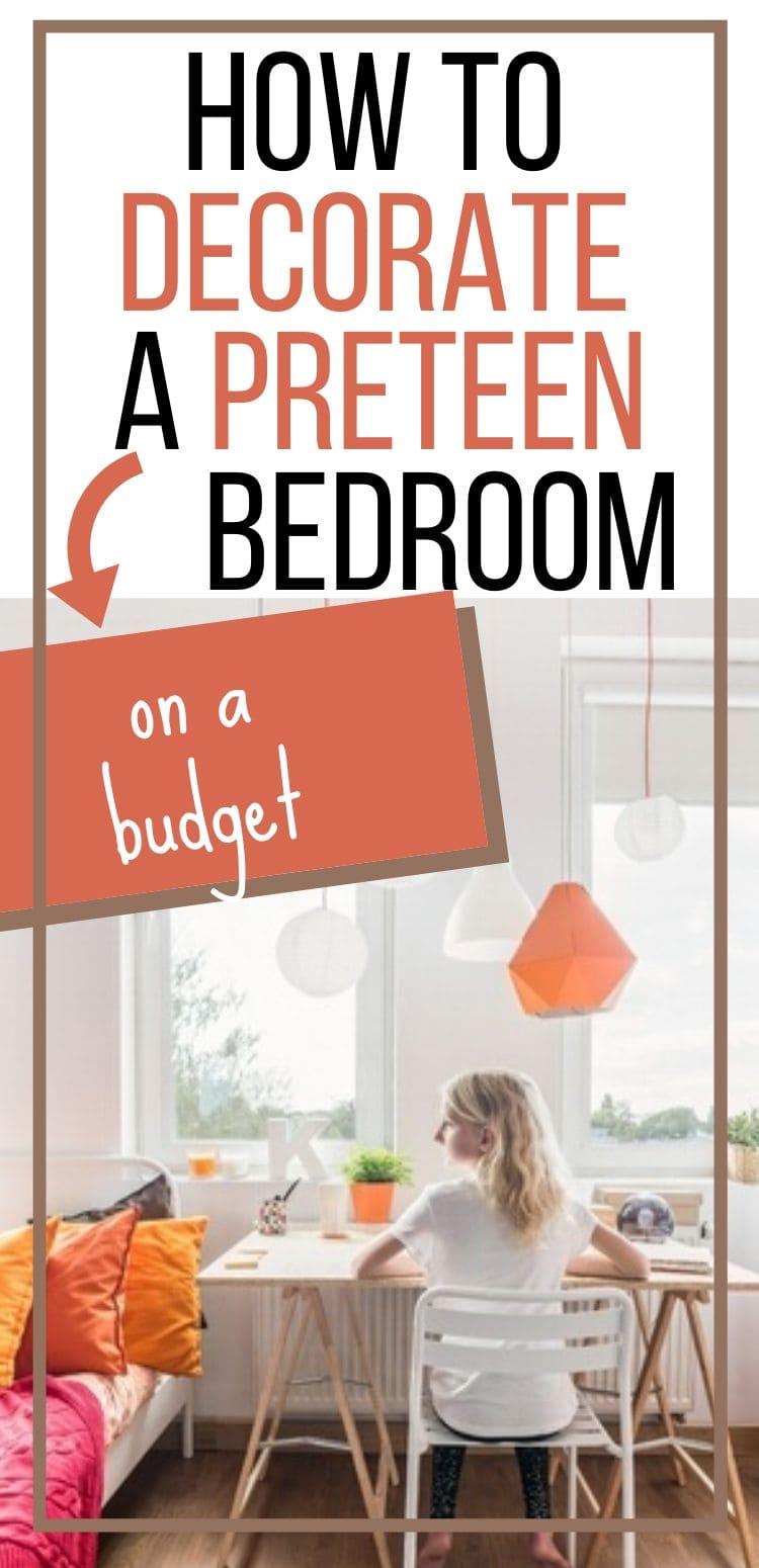 Como decorar um quarto de pré-adolescente dentro do orçamento 5