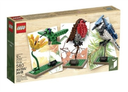 LEGO-Ideas-Birds-Model-Kit