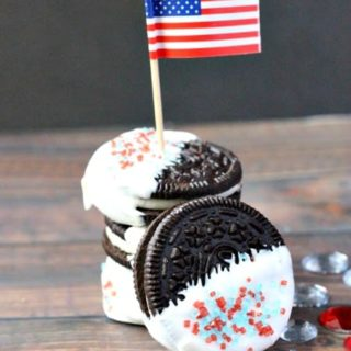 Patriotic Oreos Recipe