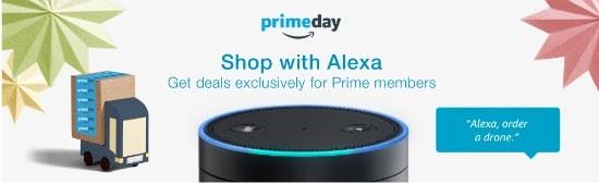 Amazon Prime Alexa