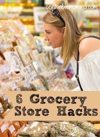 6 Grocery Store Hacks