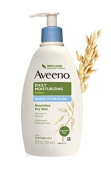 Aveeno Daily Moisturizing Lotion with Soothing Oat: $4.61