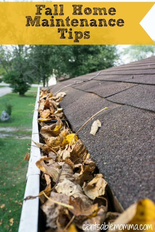 As fall quickly approaches, there are a few chores you need to do around the house to get ready for winter. Check out these 9 Fall Home Maintenance Tips to help you get the jobs done.