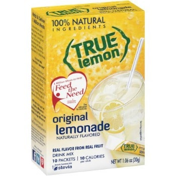 Printable Coupon: $1 off True Lemon  + Target Deal