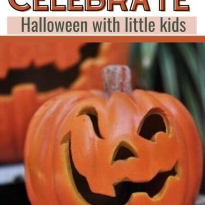 7 Fun Ways to Celebrate Halloween with Little Kids