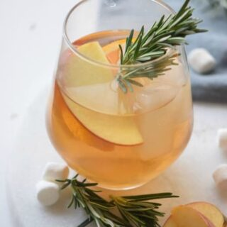 Honey Crisp Apple Mocktail Recipe