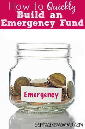 Do you have an emergency fund? If not, you can use these 5 tips to help you quickly build your emergency fund so you at least have your initial $1,000.