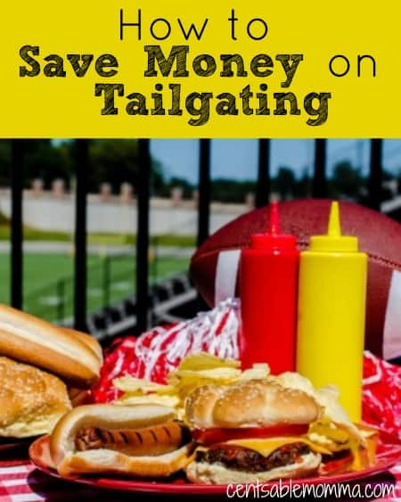 How to Save Money on Tailgating