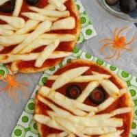 Mummy Pizzas Recipe