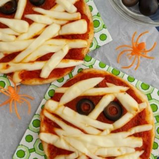 Mummy Pizzas Recipe