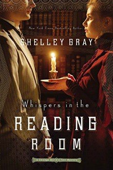 Cheap Kindle Book: Whispers in the Reading Room (The Chicago World's Fair Mystery Series Book 3) for $1.99 (88% off)