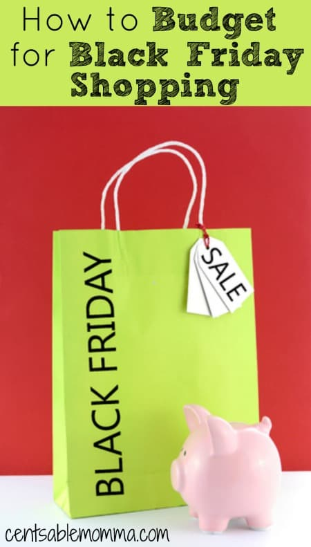 Black Friday can seem like a free-for-all day of shopping. However, you do want to make sure that you stick to your shopping budget and not overspend money that you don't have. Check out these 5 tips for how to budget for Black Friday shopping before you head out to the stores.