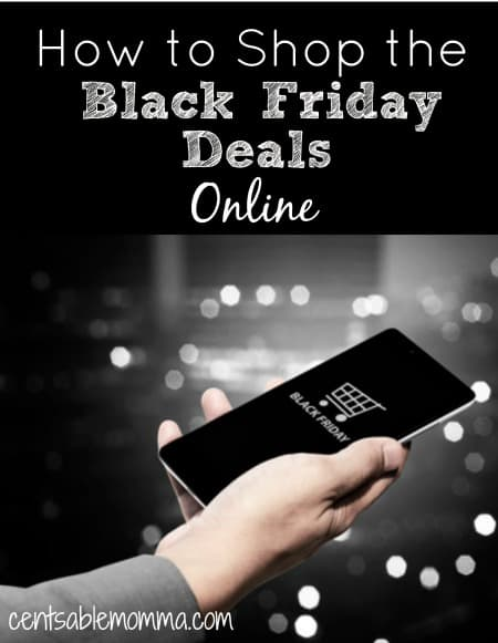 Rather than wait in line and brave the crowds on Black Friday, check out these 6 tips for getting the Black Friday deals by shopping online from the comfort of your home.