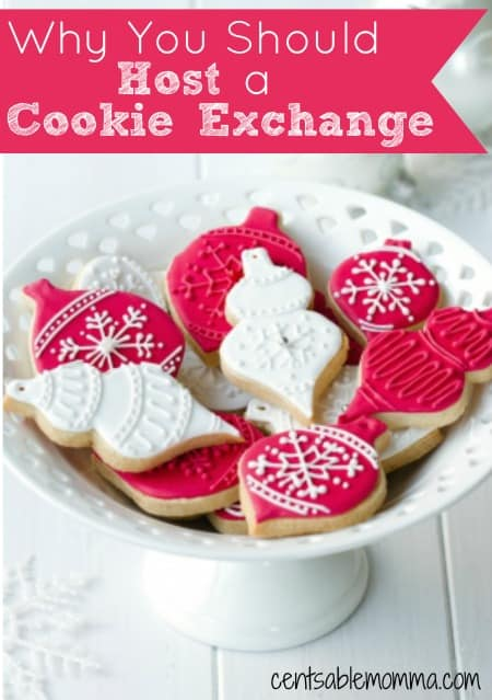 Do you love to have a variety of cookies available during the holidays? Do you love to spend time with your friends? Then check out these 5 reasons why you should host a cookie exchange this year.