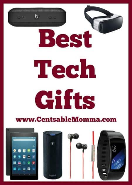 If you're looking for gift ideas for someone who loves high-tech stuff, look no further with these 25 ideas ranging in price.