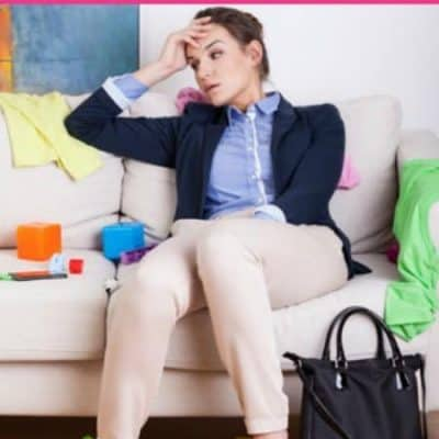 How to Get Started Decluttering When You're Overwhelmed