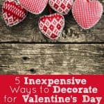 5 maneiras baratas de decorar para o dia dos namorados 1