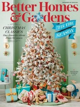 Better Homes & Gardens Magazine: $3.89 per year + More
