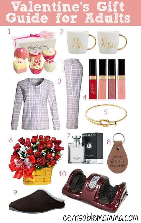 Valentine's Day is such a fun holiday for both kids and adults alike.  If you want to get the adult in your life a small gift for Valentine's Day to show them how much you love them, check out these 11 Valentine's Day gift ideas.