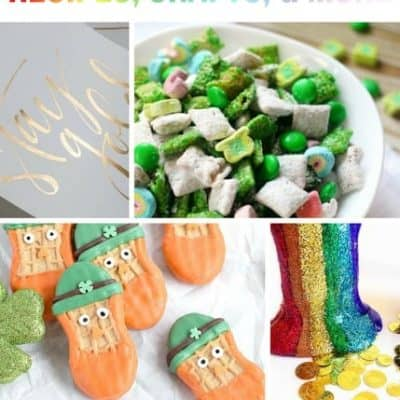17 Lucky St. Patrick's Day Recipes and Crafts