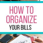 How to Organize Your Bills 121320