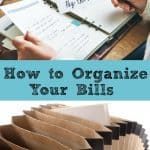 You don't mean to get behind on your bills, but you just can't seem to keep all your bills organized and get them paid on time. Check out these 5 tips for how to organize your bills to help get your finances off to a great start.
