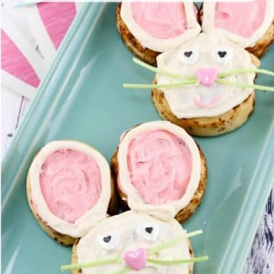 Easter Bunny Cinnamon Rolls Recipe