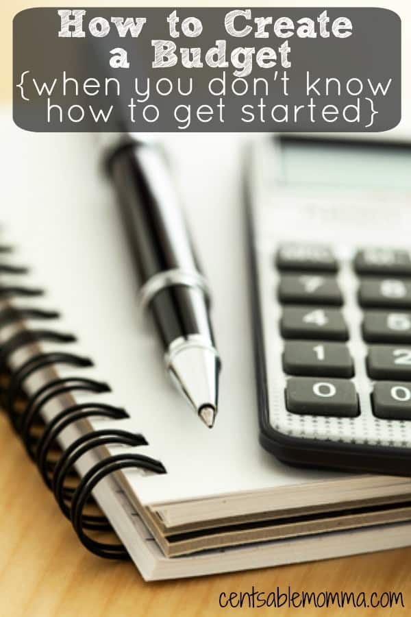 If you're not sure where to get started with creating your first monthly budget, check out these 6 tips for how to budget for beginners.