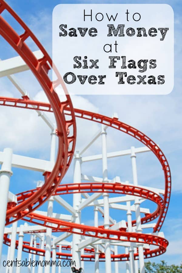 Want To Visit Six Flags Over Texas Or Another Amusement Park But Don