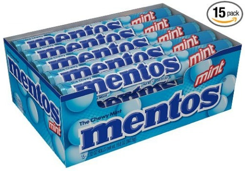 Mentos Mint Rolls (15 pk.): $6.73 ($0.45/roll)
