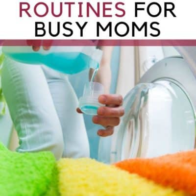 5 Evening Housekeeping Routines for Busy Moms