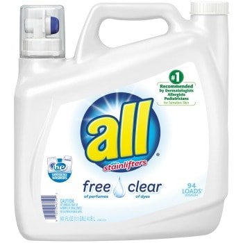 picture about All Laundry Detergent Printable Coupons named Printable Coupon: $1.50 off All Laundry Detergent + Aim
