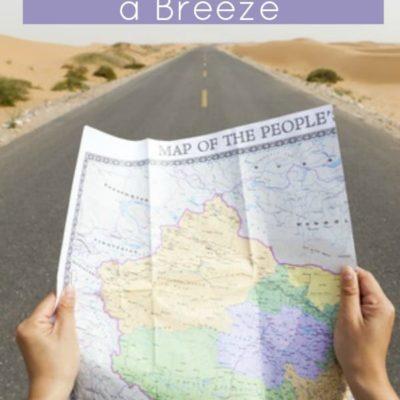 Road Trip Hacks to Make Traveling A Breeze