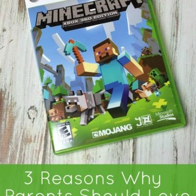 3 Reasons Why Parents Should Love Minecraft for Kids