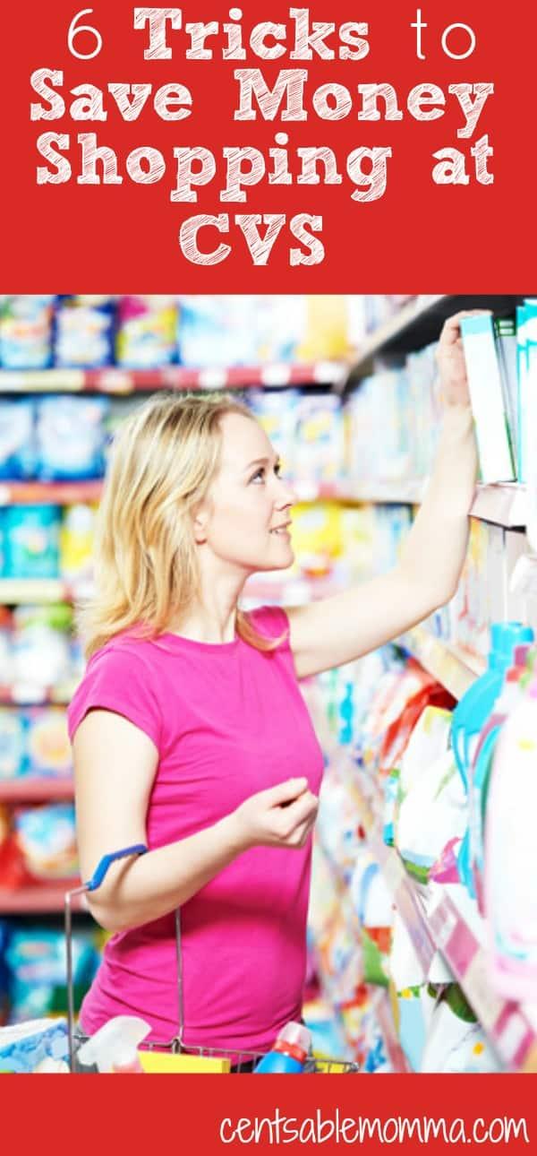 6 Tricks to Save Money Shopping at CVS