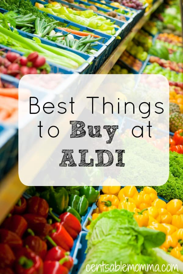 Best Things to Buy at ALDI