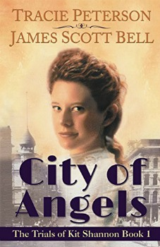 FREE Kindle Book: City of Angels (The Trials of Kit Shannon #1)