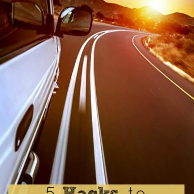 5 Hacks to Save Money on a Road Trip