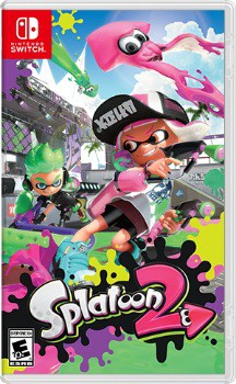 Splatoon 2 for Nintendo Switch: $45 (25% off) + FREE Shipping