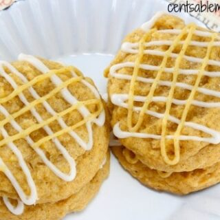 Pumpkin Spice Sugar Cookies Recipe