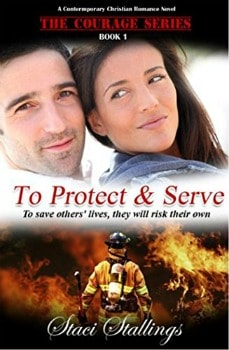 FREE Kindle Book: To Protect & Serve (The Courage Series, Book 1)