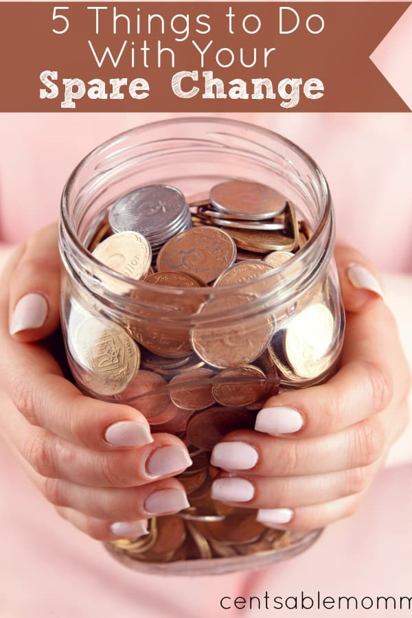 5 Things to Do with Your Spare Change