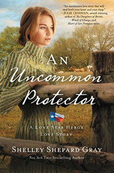 Cheap Kindle Book: An Uncommon Protector (A Lone Star Hero's Love Story Book 2) for $1.99 (88% off)
