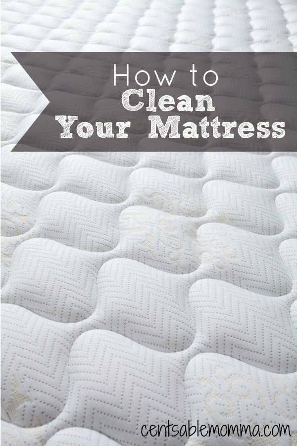 You sleep on your mattress every night, but have you thought about what lurks beneath? Check out these tips for how to deep clean your mattress, including stains and smells with everyday products like baking soda and more.