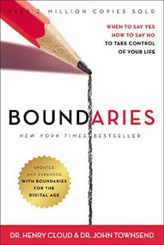 Cheap Kindle Books: Boundaries: When to Say Yes, How to Say No To Take Control of Your Life for $1.99 (60% off)