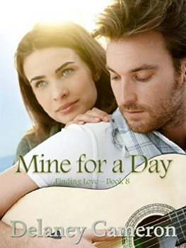 Cheap Kindle Books: Mine for a Day (Finding Love Book 8) for $0.99