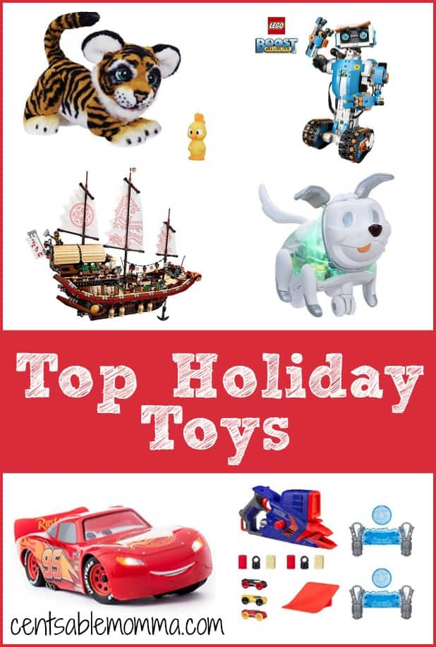 Want to beat the crowds and still get the top toys of the holiday season? Check out (and buy) the toys that are expected to be the most popular with the kids this year.