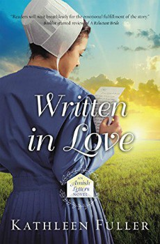 Cheap Kindle Books: Written in Love (An Amish Letters Novel) for $1.99 (88% off)