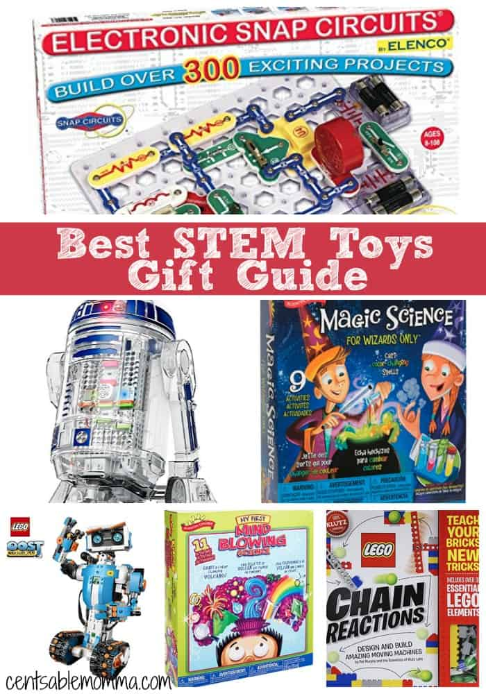 Rather than just buy a toy, why not buy a STEM toy where your gift recipient can both play and learn.  Check out the best STEM toys available right now that's perfect to give as a gift.