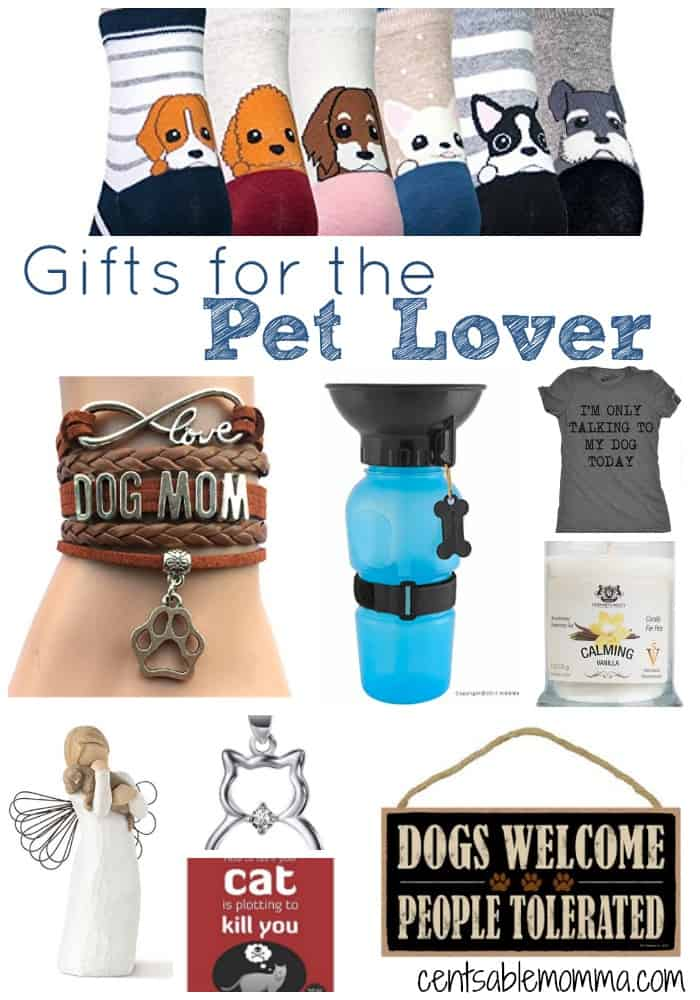 Best Gifts for the Pet Lover